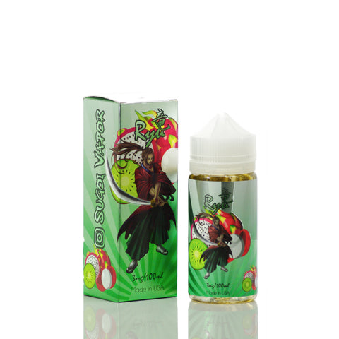 Ryu E-liquid by Sugoi Vapor (100ml)