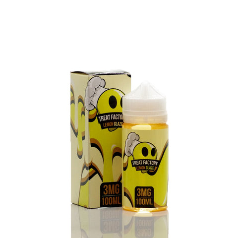 *NEW* Treat Factory Lemon Glaze E-liquid by Air Factory (100ml)