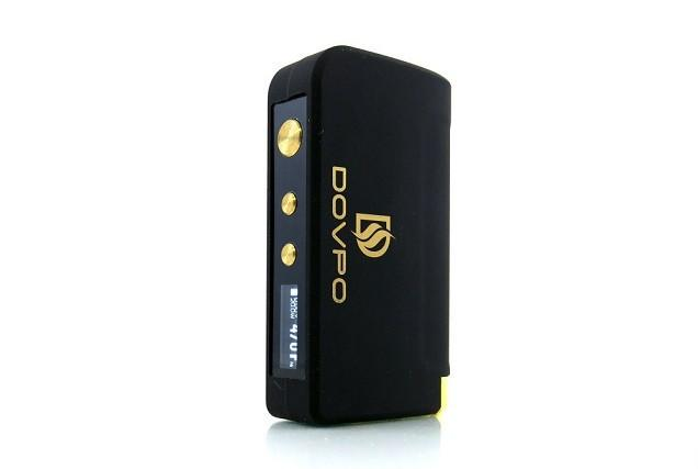Dovpo 150W TC Box Mod by Twisted Messes