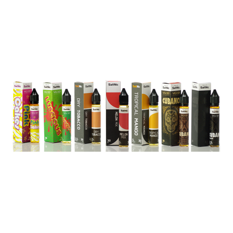 VGOD Salt Nic E-liquid Collection (30ml)
