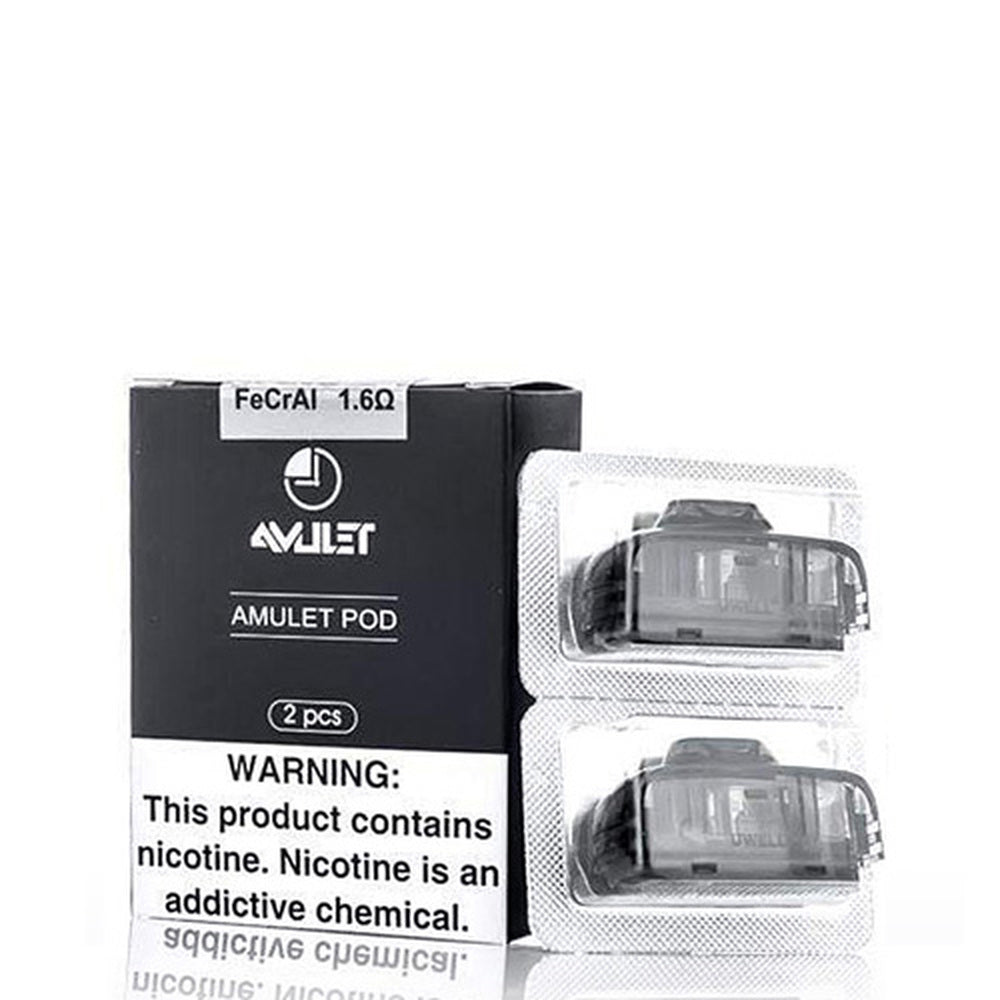 Uwell Amulet Replacement Pod Cartridge (Pack of 2)
