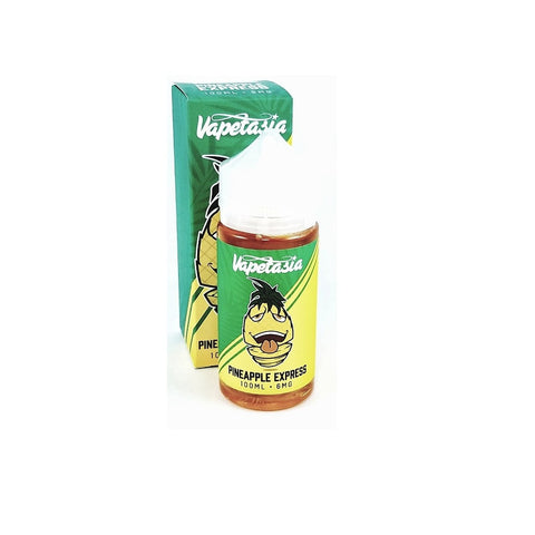 Pineapple Express E-liquid by Vapetasia (100ml)