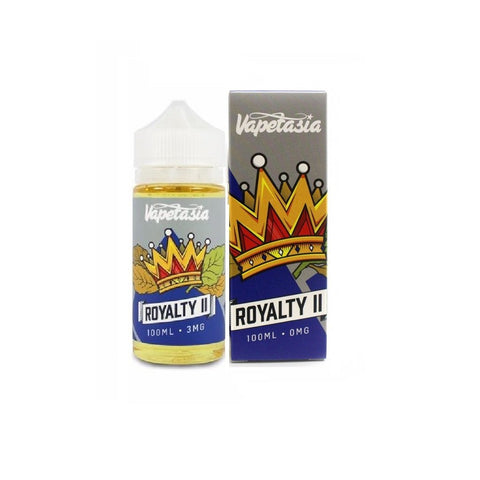 Royalty II E-liquid by Vapetasia (100ml)