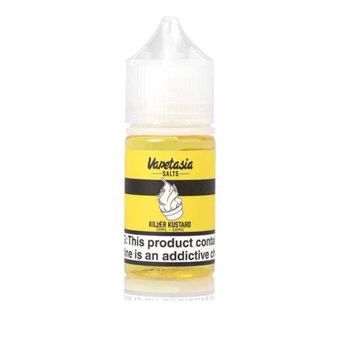 Vapetasia Killer Kustard SALTS E-liquid (30ml)