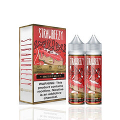 Wake Mod Co. Strawbeezy E-liquid (2x60ML)