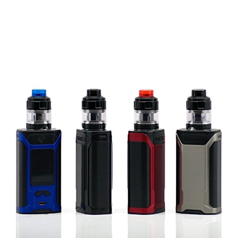 Wismec SINUOUS RAVAGE230 Kit w/ GNOME Evo Tank