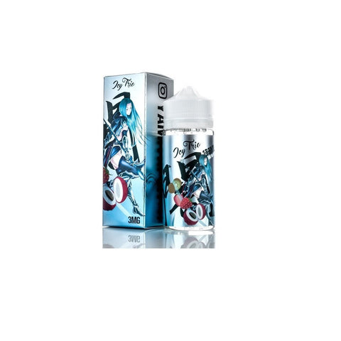 Icy Trio E-liquid by Yami Vapors (100ml)