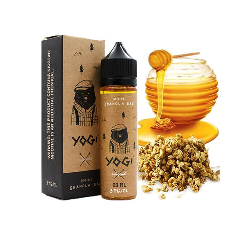 Original Granola by Yogi E-Liquids (60ml)