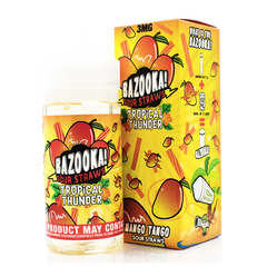 Tropical Thunder Mango Tango E-Liquid by Bazooka Vape (100ML)