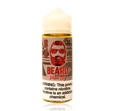 Beard Vape Co. 05 New York Cheesecake E-Liquid (120ml)