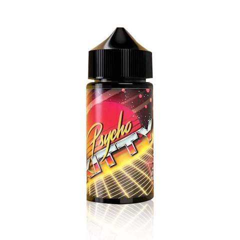 Psycho Kitty E-liquid by Puff Labs (100ML)