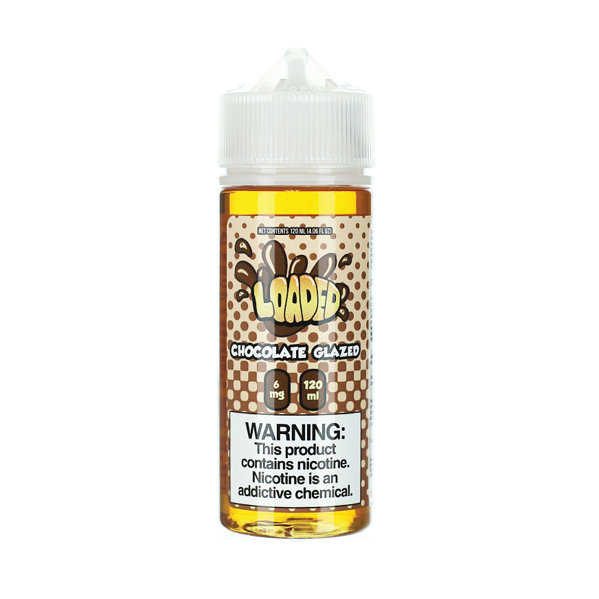 Chocolate Glazed by Loaded E-liquids (120ML)