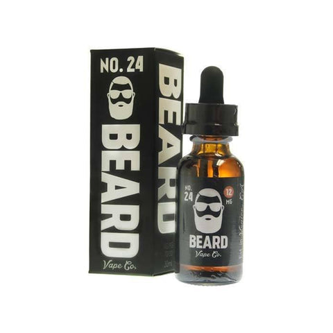 Beard No. 24 Salted Caramel Malt (60ml)