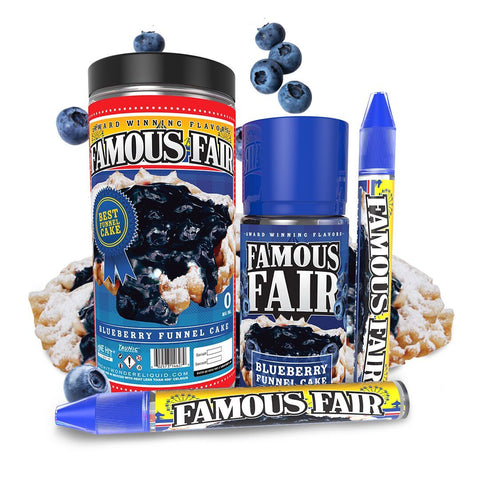One Hit Wonder Famous Fair E-liquid Collection (100ML)