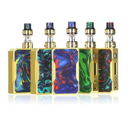 VooPoo Golden Drag 157W Kit with UFORCE Tank