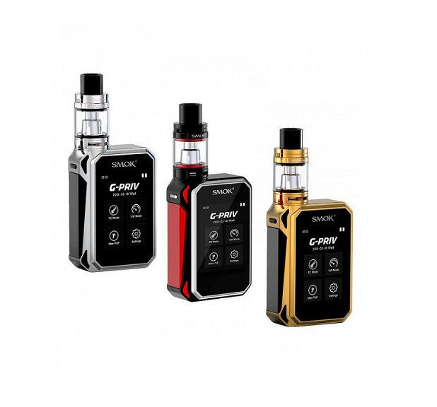 Smok G-Priv Kit 200W Touchscreen Device with Screen Lock