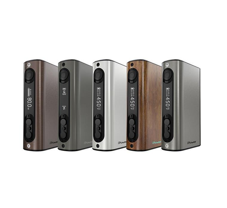 Eleaf iPower 80W Box Mod (5000mAh)