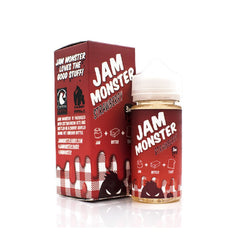 Jam Monster Strawberry E-liquid (100ML)