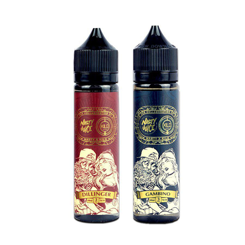 Kilo Nasty X E-Liquid Line Collaboration (60ML)