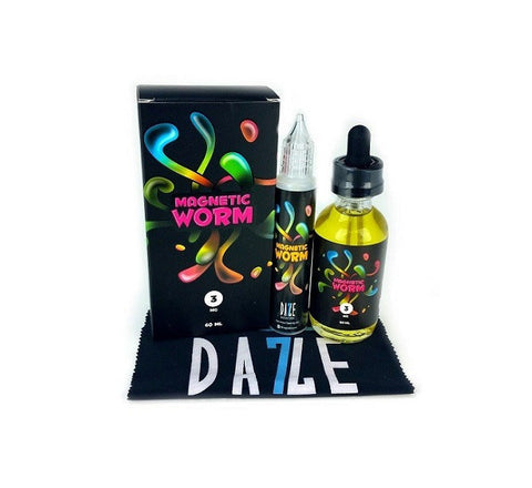 7 Daze Magnetic Worm E-liquid (60ML)