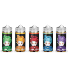 The Mamasan Premium E-Liquids Collection (100ML)