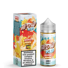 Hi-Drip Mango Peach E-liquid (100ML)