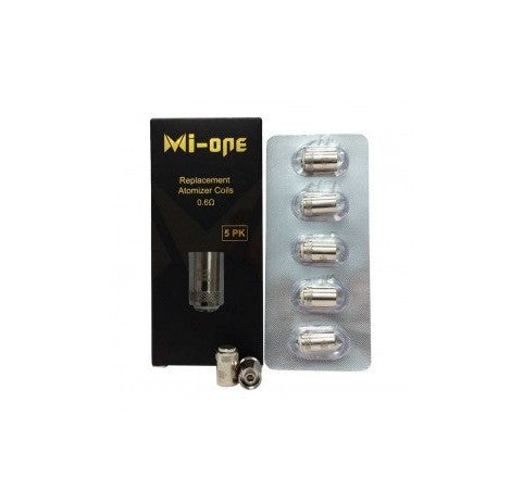 Smoking Vapor Mi One Replacement Coil (Pack of 5)