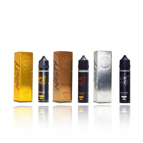 Nasty E-liquid Tobacco Collection (60ML)