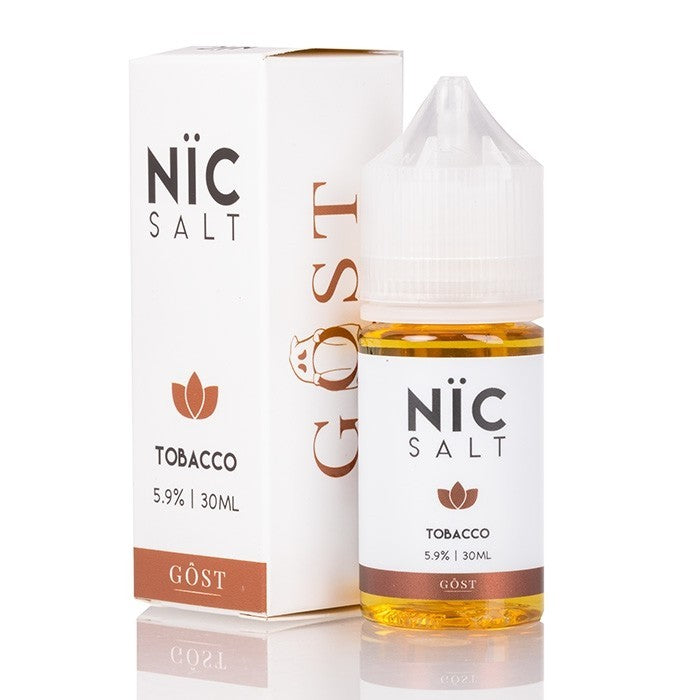 Gost Vapor SALT Tobacco E-liquid (30ML)