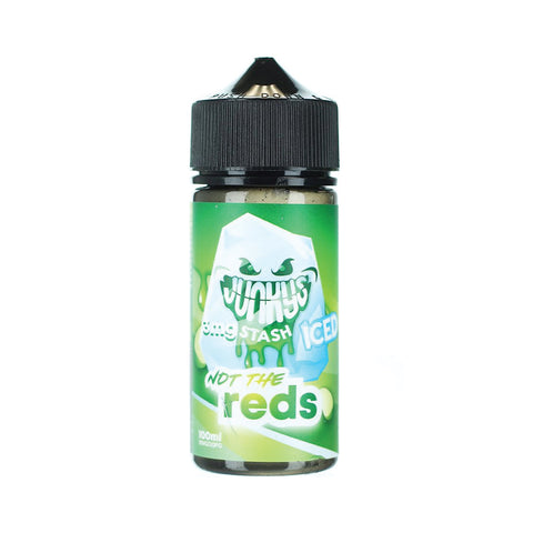 Junky's Stash Not the Reds ICED E-liquid (100ML)