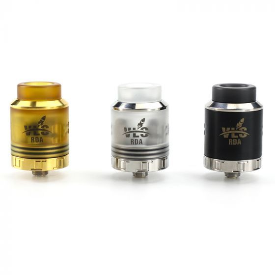 Oumier VLS RDA (Rebuildable Drip Atomizer) 25mm