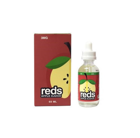 Red Apple E-liquid by Reds Apple (60ML)
