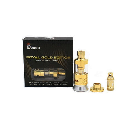 Tobeco Super Tank Mini (Royal Gold Edition)