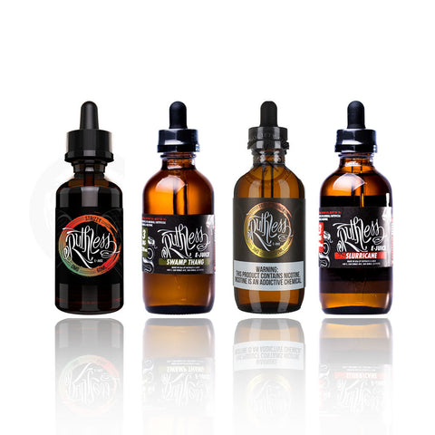Ruthless E-Liquid Collection (120ML)