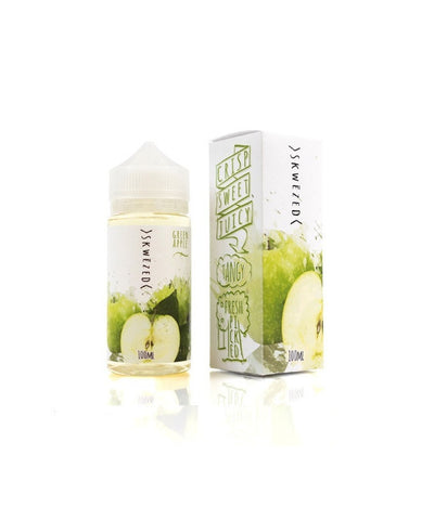 Skwezed Green Apple 100ML