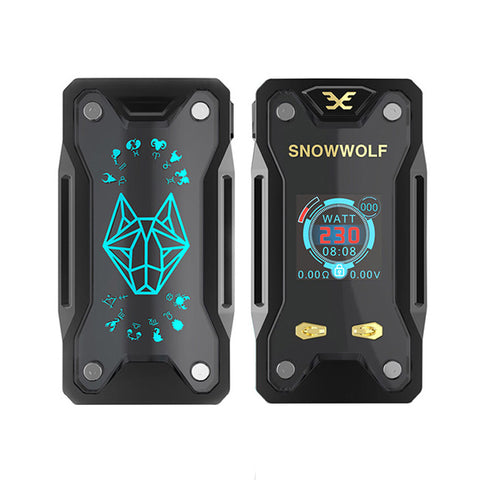 Snowwolf Xfeng 230W TC Box Mod