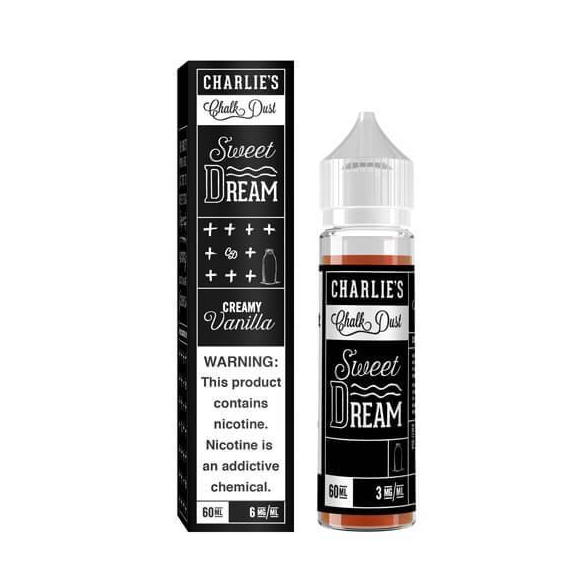 Charlie's Chalk Dust Sweet Dream E-liquid (60ml)