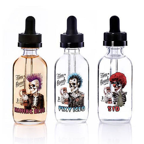 Time Bomb E-liquid Limited Edition Collection (60ML)