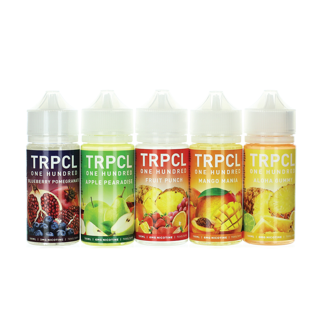 TRPCL ONE HUNDRED E-liquid Collection (100ML)
