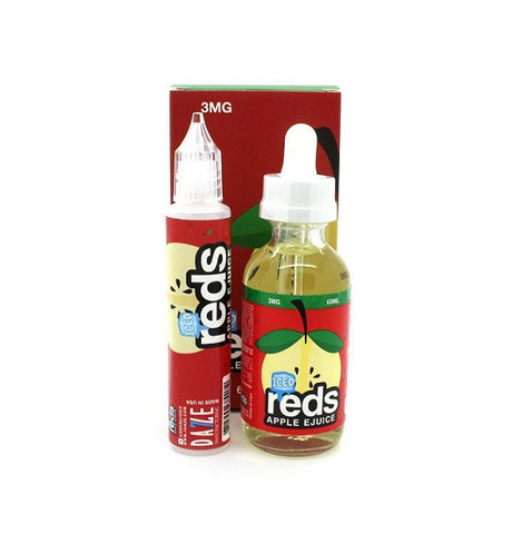 Reds Apple ICE E-liquids by Reds Apple (60ML)