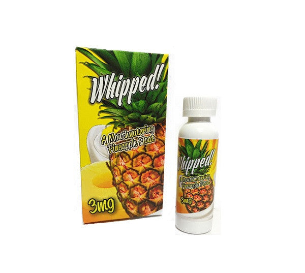 Saveur Vape Pineapple Whip 60ML EJuice