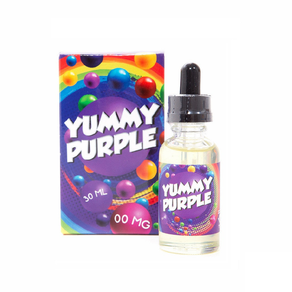 World Star Vape Yummy Purple 60ML Ejuice