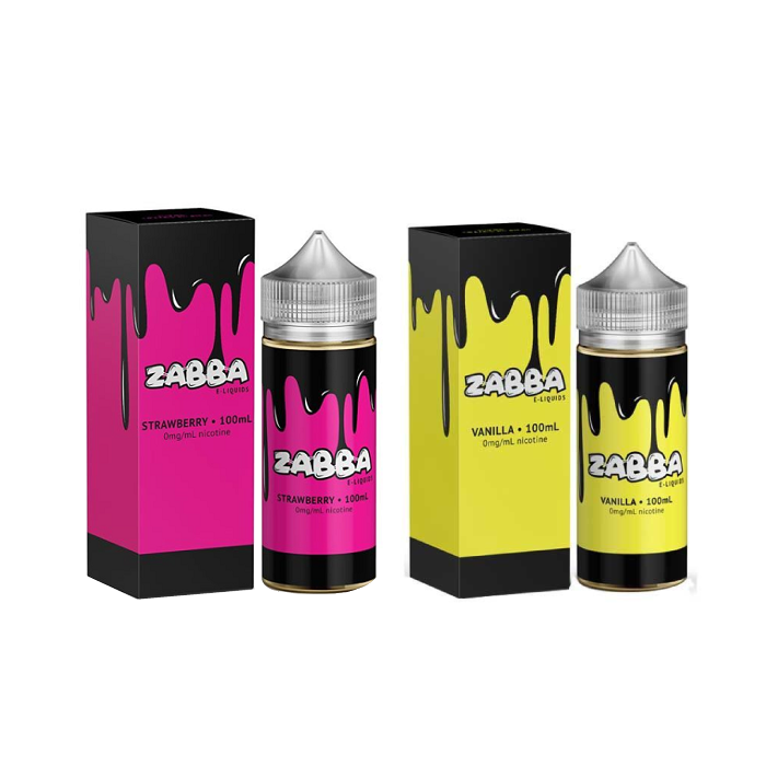 Zabba E-liquid Collection (100ML)
