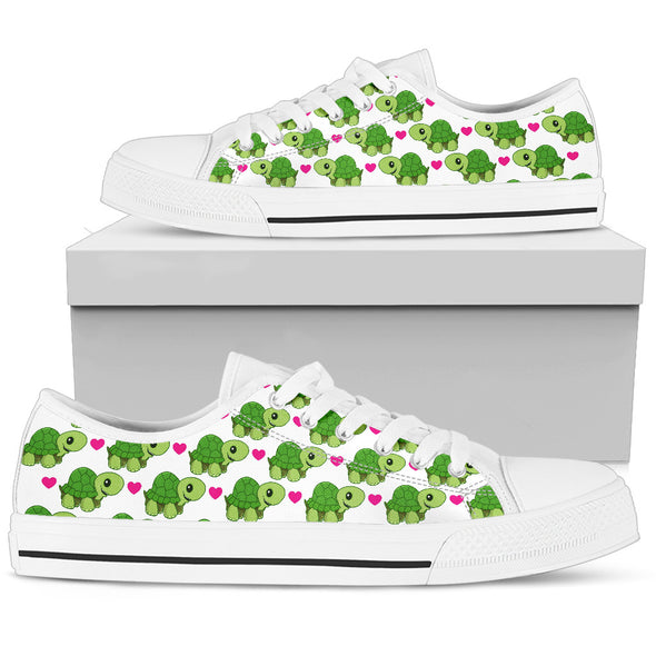 Turtles & Hearts Shoes