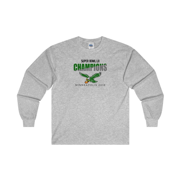 Philly Superbowl Champs Long Sleeve T-Shirt