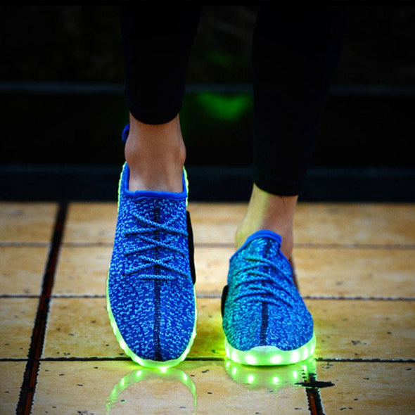 LED Trainer Shoes