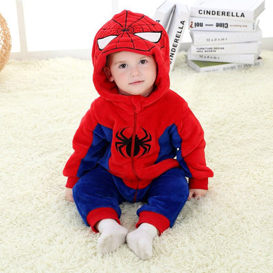 Toddler Super Hero Onesies