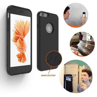 Anti Gravity Multi Function Selfie Case for iPhone