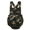 Camouflage Baby Jumpsuit