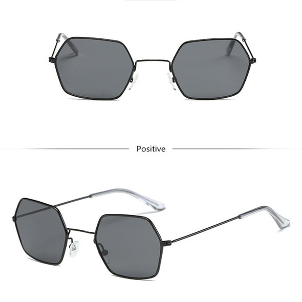 Harmonia - Hexagon Sunglasses
